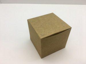 Packaging de material reciclado
